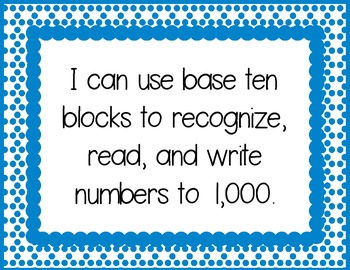 Math In Focus Grade 2 Chapter One Vocabulary and Poster Packet