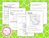 Math In Focus - Grade 3 - Chapter 17 (Angles and Lines) Review/Study Guide/Test