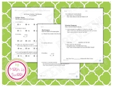 Math In Focus - Grade 3 - Chapter 7 (Multiplication) Review/Test
