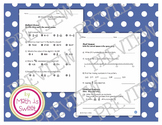 Math In Focus - Grade 4 - Chapter 7 (Decimals) Review/Test