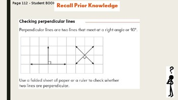 Math In Focus Lesson 10.0 Recall Prior Knowledge and Lesson 10.1