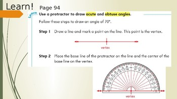 Math In Focus Lesson 9.2 PowerPoint- 4th Grade