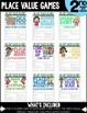 2nd & 3rd Grade Math Games | Hands-On Learning for Workshop and Centers | Bundle