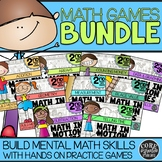 2nd Grade Math Games   Hands-On Learning for Workshop and Centers   Bundle