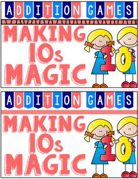 Math In Motion - Second Grade Hands-On Math Games - Free Sample