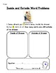 Math-In and Out Word Problems