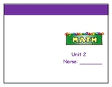 Unit 2 Everyday Math Independent Station
