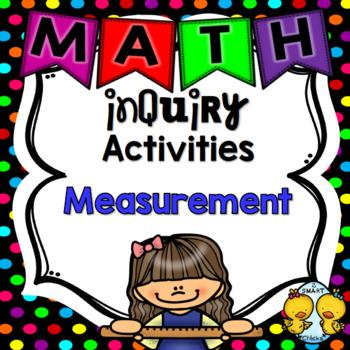 Math Inquiry Activities - Measurement