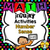 Math Inquiry Activities - Number Sense