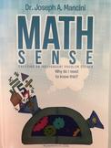 Math Sense