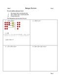 Math Integer Review Worksheet