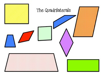 Math Interactive Activity Categorizing Polygons with Crazy Polygon Pictures