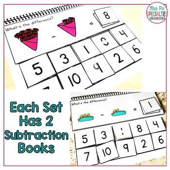 Math Interactive Books BUNDLE