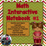 Math Interactive Notebook #1 {Also Includes Anchor Charts