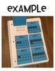 Math Interactive Notebook: 2nd Grade Back-to-School