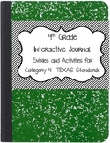 Math Interactive Notebook 4th Grade Texas Standards 4