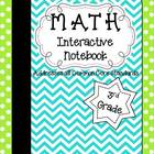 Math Interactive Notebook-ALL 3rd Grade Common Core Standards