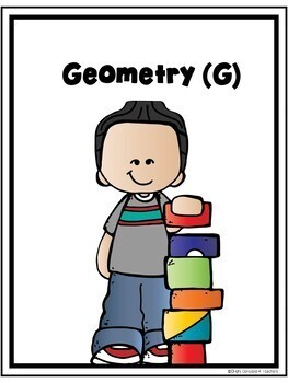 Math Interactive Notebook COVERS & TABS Only!