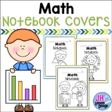 Math Interactive Notebook Covers