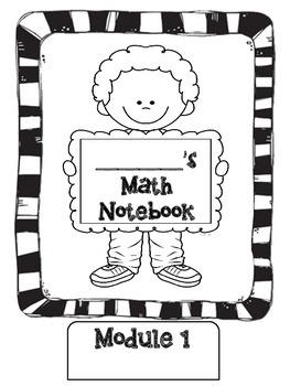 Math Interactive Notebook - Engage NY/Eureka Math Module 1