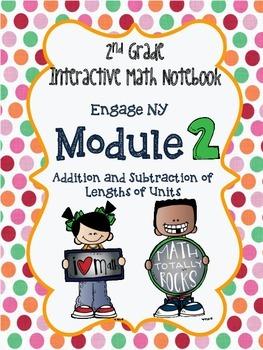 Math Interactive Notebook - Engage NY/Eureka Math Module 2