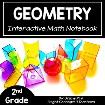Geometry: Interactive Notebook Activities