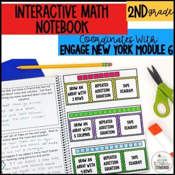Math Interactive Notebook Grade 2 Module 6