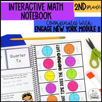 Math Interactive Notebook Grade 2 Module 8