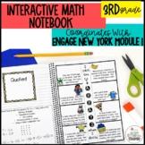 Math Interactive Notebook Grade 3 Module 1 Engage New York