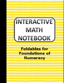 Math Interactive Notebook - Numeration TEKS ALIGNED