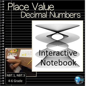 Math Interactive Notebook: Place Value 5th Grade