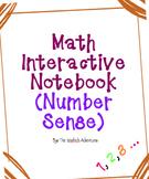 Math Interactive Notebook - SOL 5.1, SOL 5.2, SOL 5.3