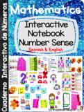 Math Interactive Notebook *Spanish & English*