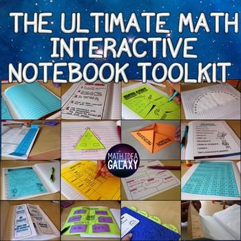 Math Interactive Notebook Toolkit
