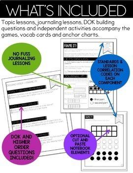 Math No Prep Interactive Notebook and MORE! 1st Grade BUNDLE
