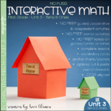 Math Interactive Notebook and MORE! 1st Grade Unit 3 Tens