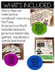 Math Interactive Notebook and MORE! 1st Grade Unit 4 Addition Strategies