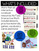 Math Interactive Notebook and MORE! 1st Grade Unit 5
