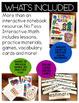 Math No Prep Interactive Notebook and MORE! 1st Grade Unit 8 Measurement