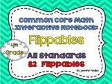 Math Interactive Student Notebook {4th Grade Common Core: