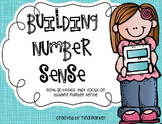 Math Intervention- Building Number Sense K/1 (with Lesson Plans)