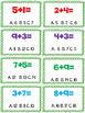 Math Intervention Game--Addition & Subtraction