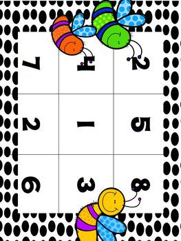 Math Intervention Game--Symmetry