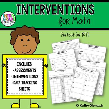 Math Intervention Kit