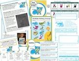 Math Problem-Solving Unit {Brian Break Apart Badger} Distance Learning