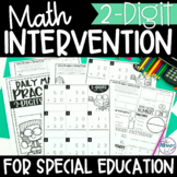 Special Education Math Curriculum | SPED Intervention