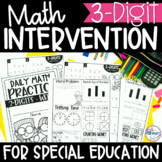 Special Education Math Curriculum | Primary SPED