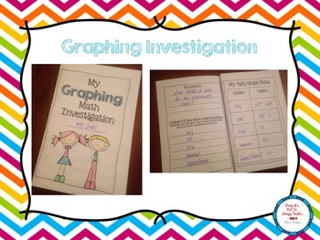 Math Investigations: Graphing Task Cards