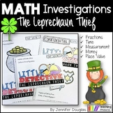 St Patricks Day Math Activity Pack