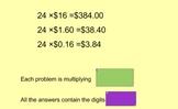 Math Investigations fifth grade Unit 6 Investigation 3.3